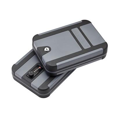 Snapsafe Lock Box W/ Key Lock Xl Poly