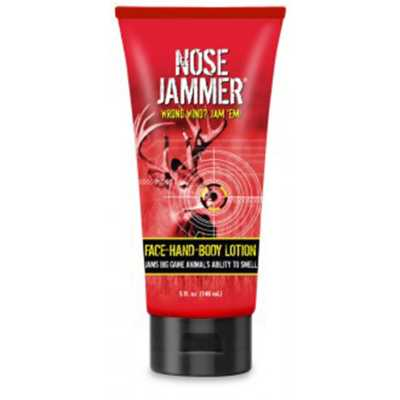 Nose Jammer 5 oz. Face-Hand-Body Lotion