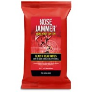 Nose Jammer Gear-N-Rear Field Wipes