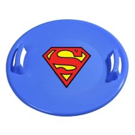 Slippery Racer Superman Downhill Pro Saucer Sled