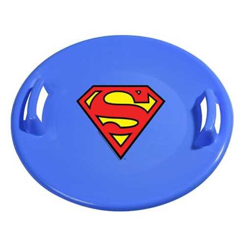 Slippery Racer Superman Downhill Pro Saucer Sled