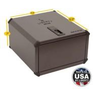 Liberty Safe HDX-250 Quick Vault Safe