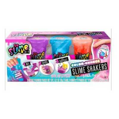 Slime Shakers Color Changing 3 Pack