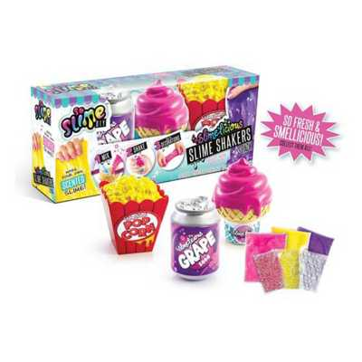 Slimelicious Scented Slime 3-Pack Sweet