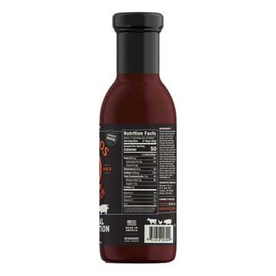 Kosmos Q Competition BBQ Sauce