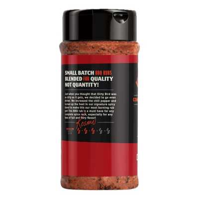 Kosmos Dirty Bird Hot BBQ Rub