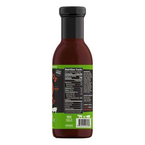 Kosmos Sweet Apple Chipotle BBQ Sauce
