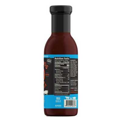 Kosmos Sweet Smoke BBQ Sauce