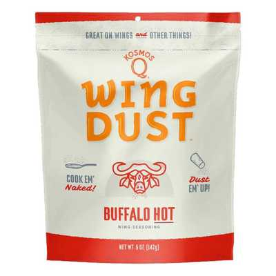 Kosmos Buffalo Hot Wing Dust Seasoning