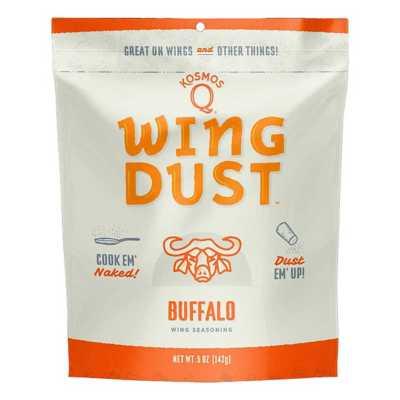 Kosmos Buffalo Wing Dust Seasoning