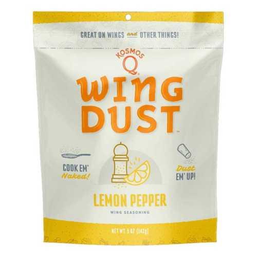 Kosmos Lemon Pepper Wing Dust Seasoning