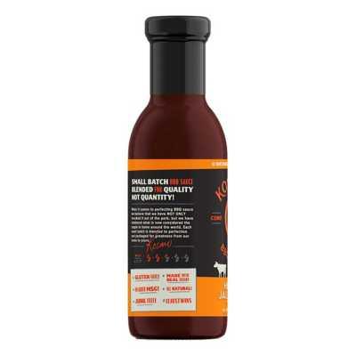 Kosmos Honey Jalapeno BBQ Sauce
