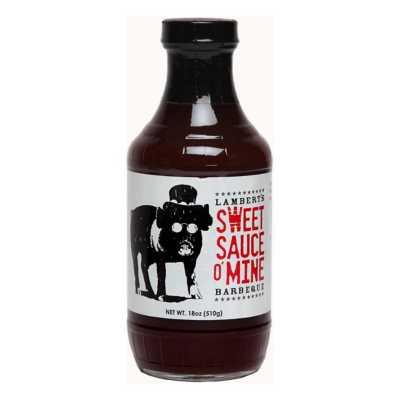 Lambert's Sweet Sauce O'Mine Barbecue Sauce