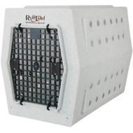 Ruff Tough Kennels Double-Door Dog Kennel