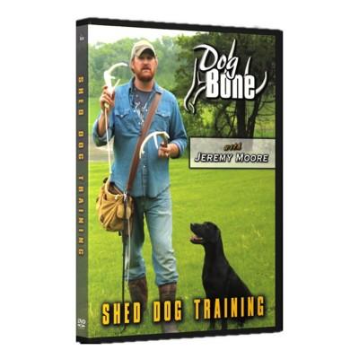 DogBone Shed Dog Training DVD