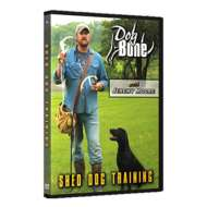 DogBone Shed Dog Training DVD
