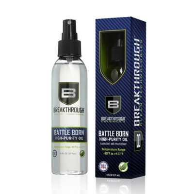 Breakthrough Battle Born High Purity Oil 6 Oz Spray Bottle