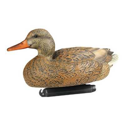 DOA Decoys Refuge Series Floater Mallard Duck Decoys 6-Pack