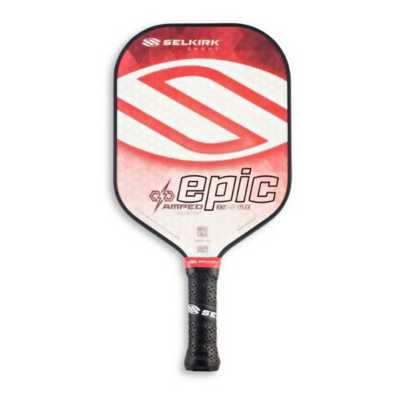 Selkirk 2019 Amped Epic Lightweight Pickleball Paddle