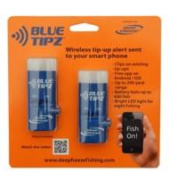 Deep Freeze 2-Pack BlueTipz Tip Up Alarm System