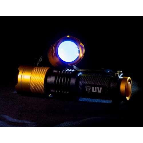 Venom Outdoors Nite-Lite UV Flashlight