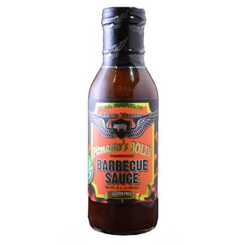 Croix Valley Pitmaster Bold BBQ Sauce