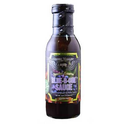 Croix Valley Blue-B-Cue BBQ Sauce