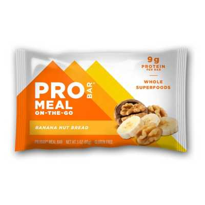 Probar Meal Replacement Bar Banana Nut Bread