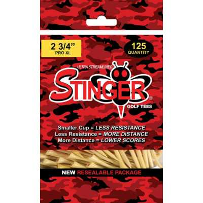 Charter Products Stinger 2-3/4 Golf Tees