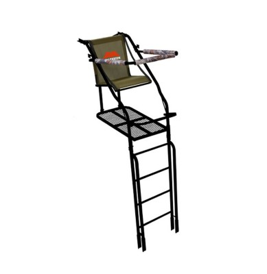 Millennium L110 21ft Single Ladder Stand