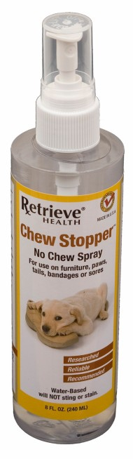 Retrieve Health Chew Stopper