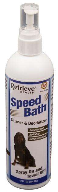 Retrieve Speed Bath
