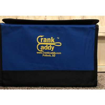Crank Caddy Large Bag