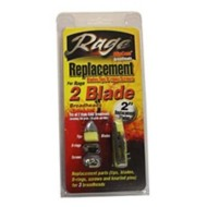 Rage 2 Blade Replacement Blade Pack