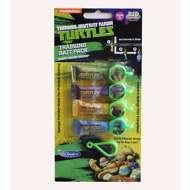 Kid Casters Training Lures Teenage Mutant Ninja Turtles