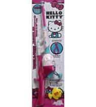 Hello Kitty Youth Telescopic Fishing Combo