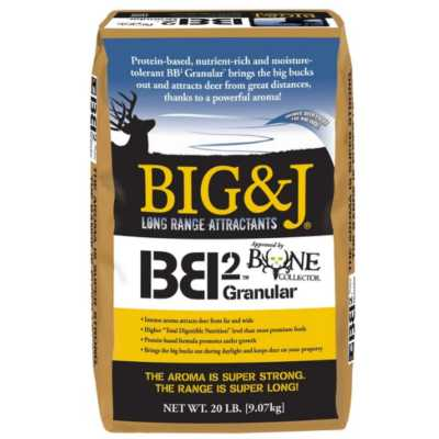 Big & J BB2 Long Range Attractant 20lb