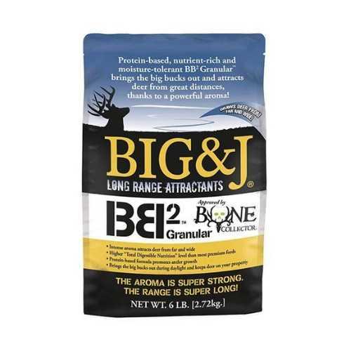 Big & J BB2 Long Range Attractant 6lb