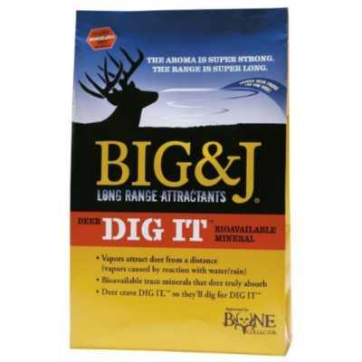 Big & J Deer Dig It Powder 4.5lb