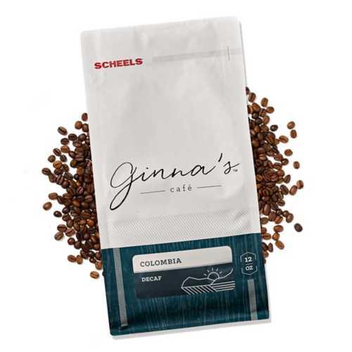 Ginna's Cafe Columbia Decaf Coffee