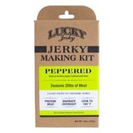 Lucky Jerky Peppered Seasoning Kit