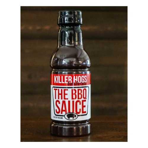 Killer Hogs BBQ Sauce