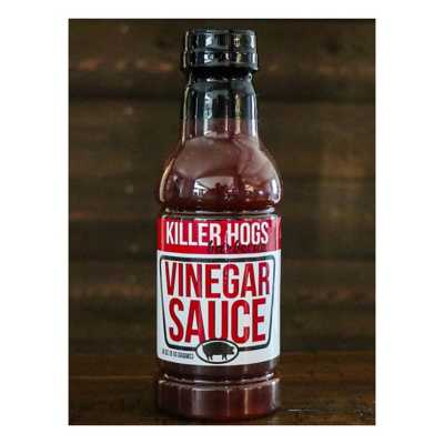 Killer Hogs Viinegar Sauce