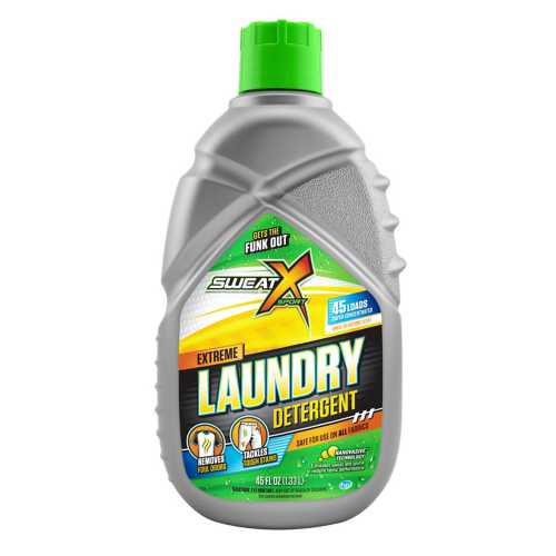 Sweat X Sport Laundry Detergent 45 oz.