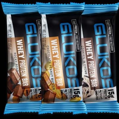Glukos Protein Bar