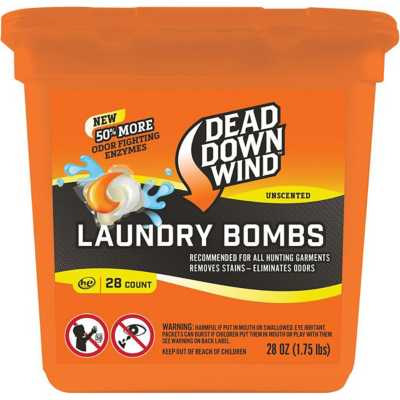 Dead Down Wind Laundry Bombs