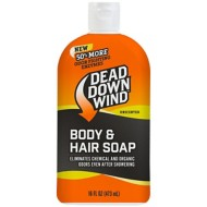 Dead Down Wind Body and Hair Soap 16 oz