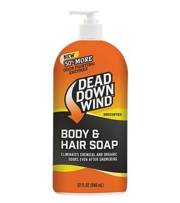 Dead Down Wind Body & Hair Soap 32oz