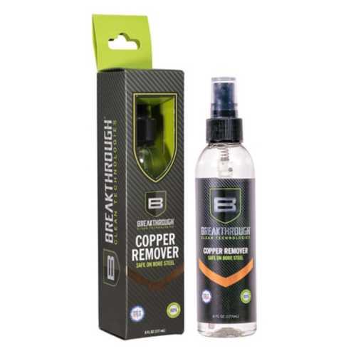 Breakthrough Clean Technologies Copper Remover 6 Oz Spray Bottle