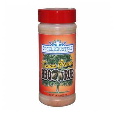 SuckleBusters Texas Pecan BBQ Rub